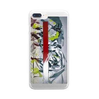 電光石火 Clear smartphone cases
