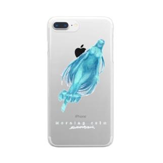 朝凪 Clear smartphone cases