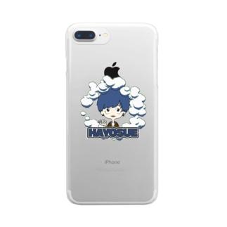 -HAYOSUE- Clear smartphone cases