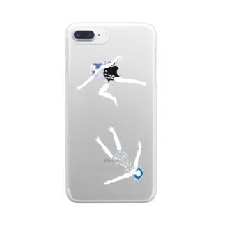 WATSUさん/5s-XS Clear smartphone cases