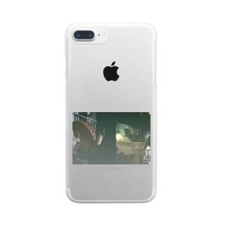 まやかし~おもちゃカメラ~ Clear smartphone cases