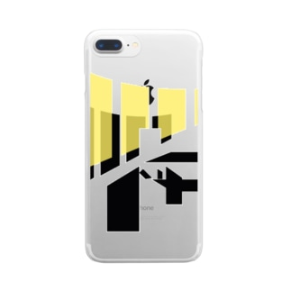 City Lights Clear smartphone cases