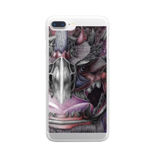 threat Clear smartphone cases