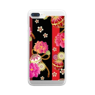 WAGARA Clear smartphone cases
