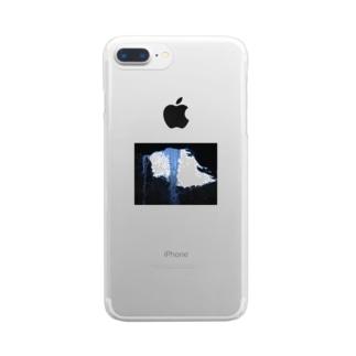 たき Clear smartphone cases