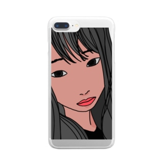 sorry Clear smartphone cases