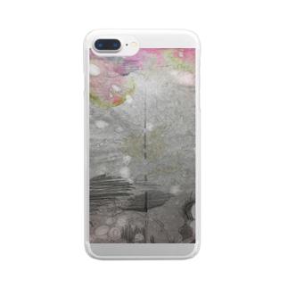 無題03 Clear smartphone cases