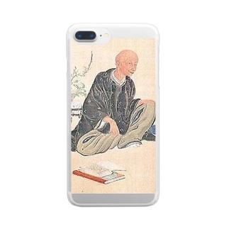 杉田玄白T Clear smartphone cases