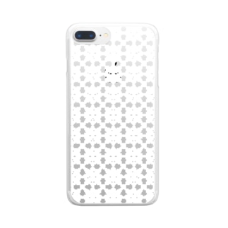 d*ropsのleaf Clear smartphone cases