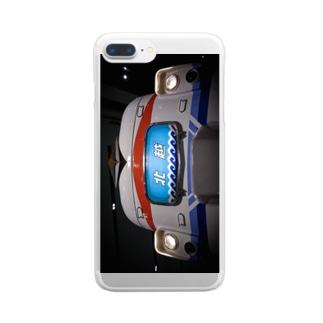 489系白山色 Clear smartphone cases