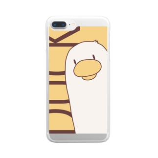 DUCK Clear smartphone cases