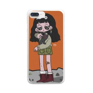 あいぽんけーす〜~〜2 Clear smartphone cases
