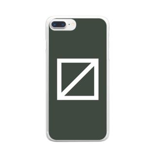 nu coq Clear smartphone cases