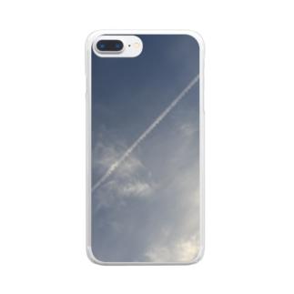 dococa_sora Clear smartphone cases