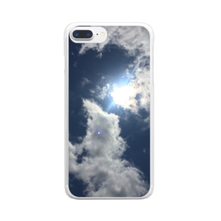 dococa_sora2 Clear smartphone cases