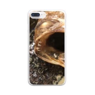 nodoguro Clear smartphone cases