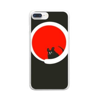 2020ネズミ Clear smartphone cases