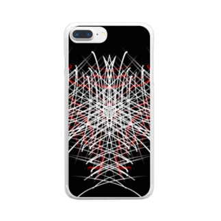 Graphic#34 Clear smartphone cases