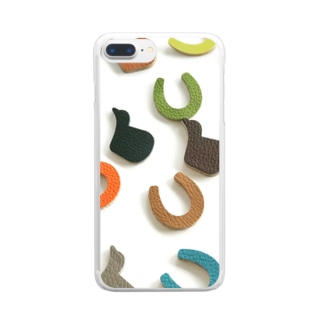 dressage ribbon images Clear smartphone cases