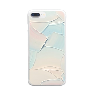 Baby asleep  Clear smartphone cases