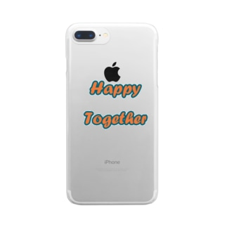 Happy Together Clear smartphone cases