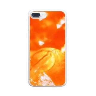 i k u r a Clear smartphone cases