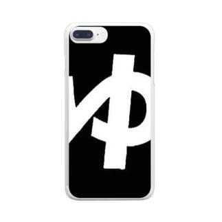 ゆいチロ君の「ゆ」 Clear smartphone cases