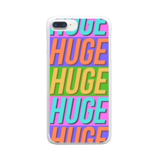 HUGE Clear smartphone cases