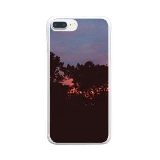 茜空 Clear smartphone cases