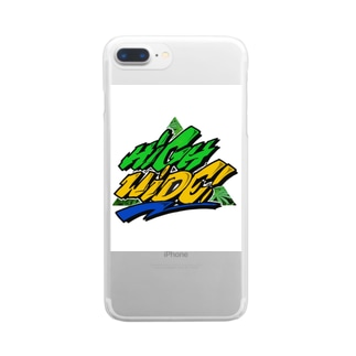 HighWide Clear smartphone cases