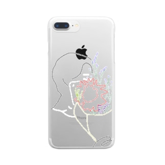 ordinary day Clear smartphone cases