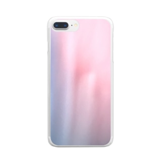 the end of summer Clear Smartphone Case
