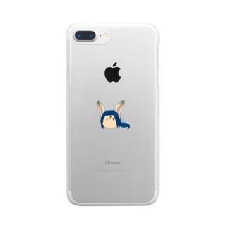 百環 Clear smartphone cases