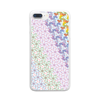 Ast TessellationのTHP-Cat-T5 Clear smartphone cases