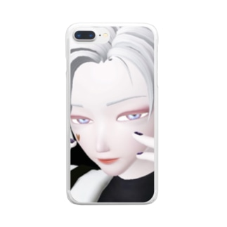 Eve様  シリーズ Clear smartphone cases