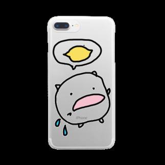 ダイナマイト87ねこ大商会のしりとりのルールがわかってないねこです Clear smartphone cases