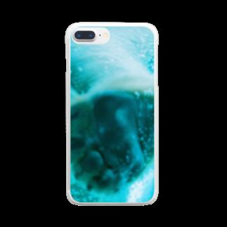 wa_d3300_のにくきゅうくん Clear smartphone cases