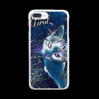 みはちんすとあのTirol Clear smartphone cases