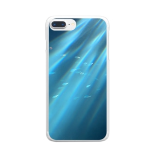 Sunshine Clear smartphone cases