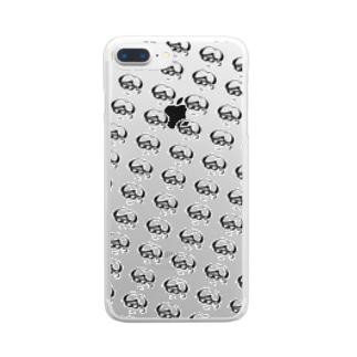 AOSATOIPPAINANAME Clear smartphone cases