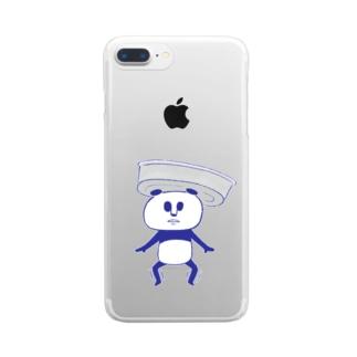 たらい Clear smartphone cases