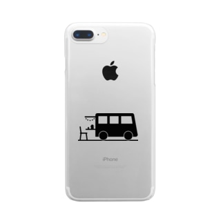 campingcar!!! Clear smartphone cases