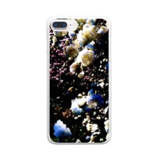 爛漫オブザイヤー Clear smartphone cases