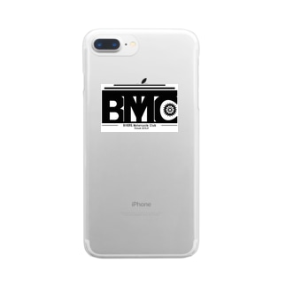 BMC Clear smartphone cases