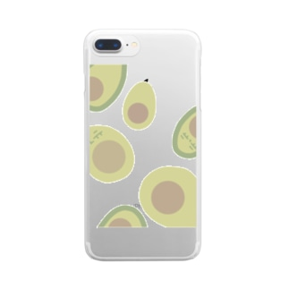 🥑🥑 Clear smartphone cases
