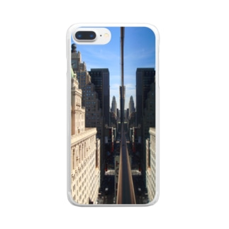 Morning Glory  Clear smartphone cases