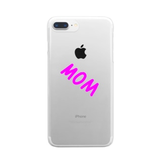 Mother's day is coming Clear smartphone cases