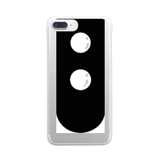 アメリカンベースのドリーム Clear smartphone cases