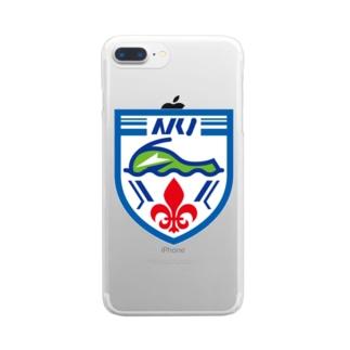 パ紋No.3359 AKI Clear smartphone cases