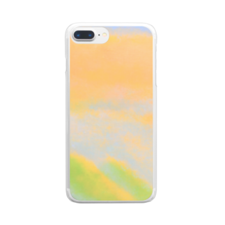 Hideyuki  MiuraのGreen Winter Clear smartphone cases